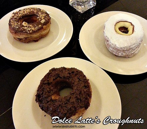 Dolce Latte's Croughnuts