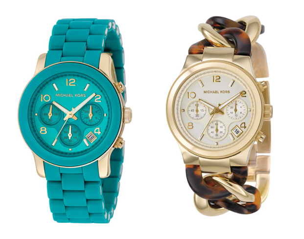 Michael Kors watches I love
