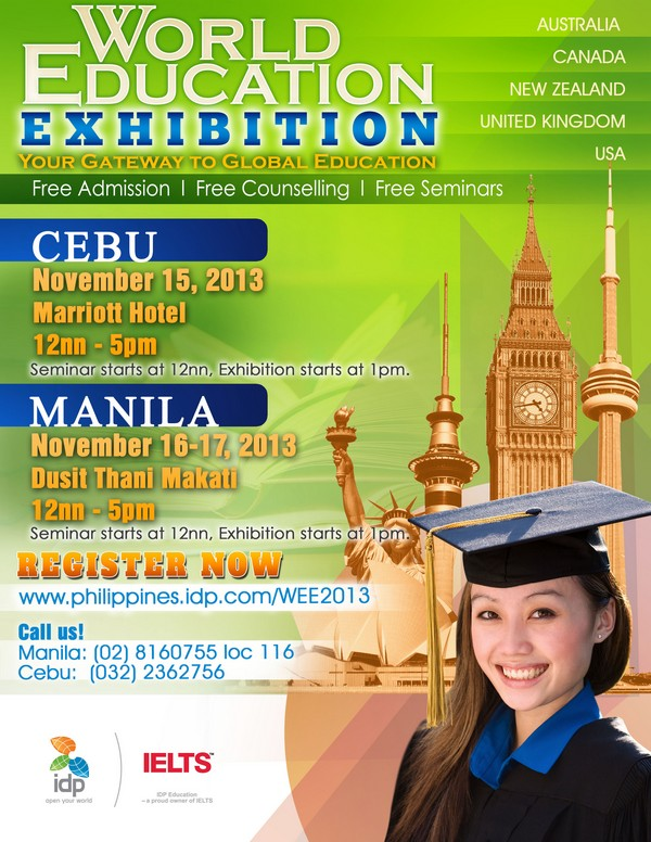 World Education Exhibit 2013