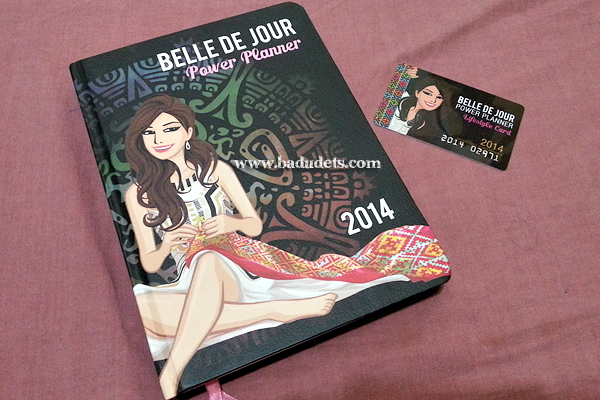 Jumpstart 2014 with Belle de Jour Power Planner