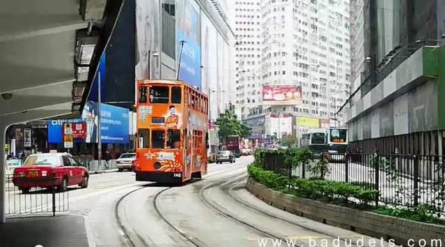Riding the Ding Ding Tram from Sheung Wan to Causeway Bay