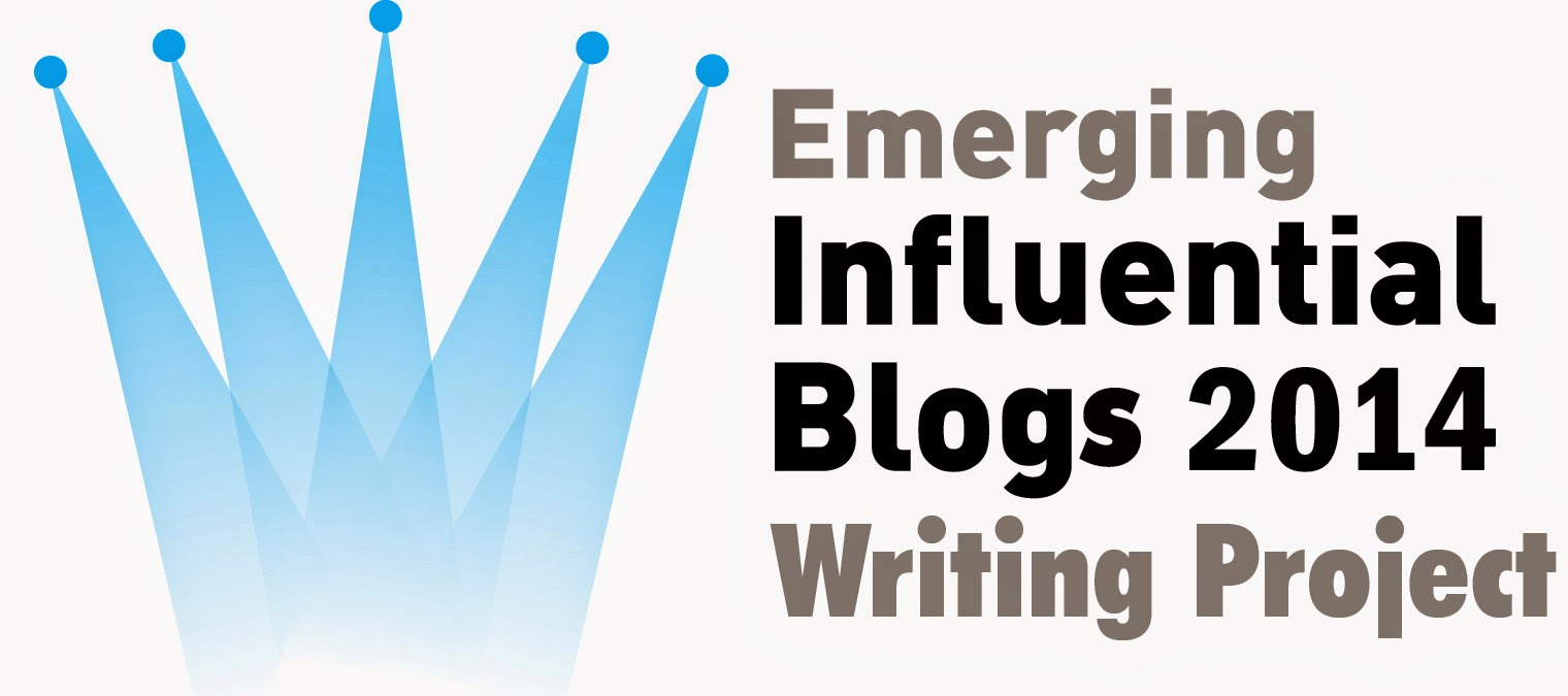 My Top 10 Emerging Influential Blogs 2014