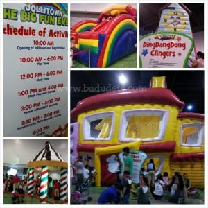 jollitown big fun event at smx