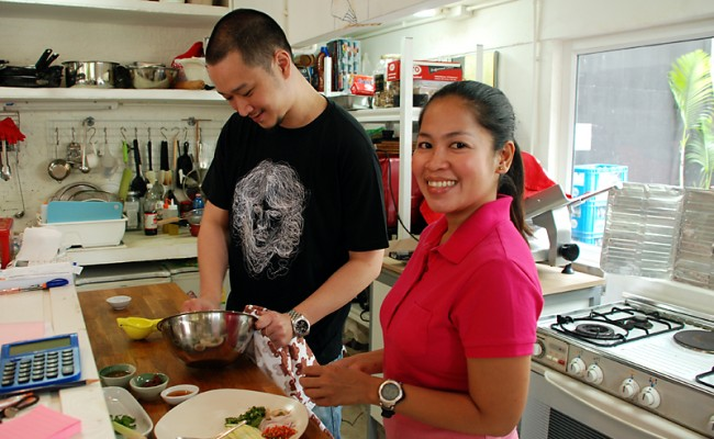 Thai cooking with Withlocals.com