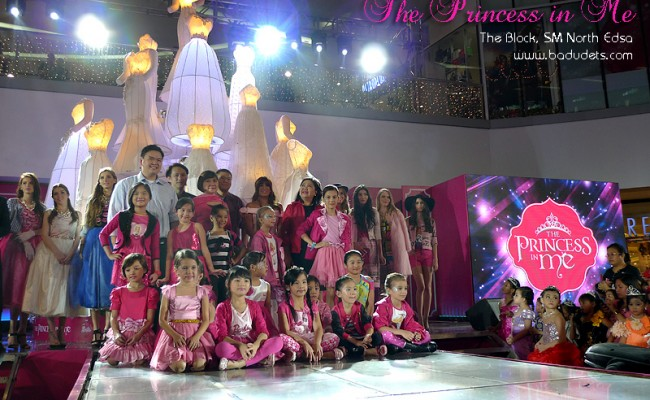 A Royal Christmas at SM North Edsa: The Princess in Me