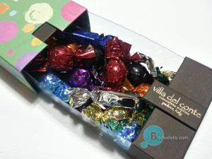 villa del conte chocolates birthday box
