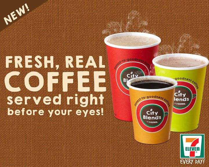 7-Eleven City Blends: Honest-to-goodness coffee