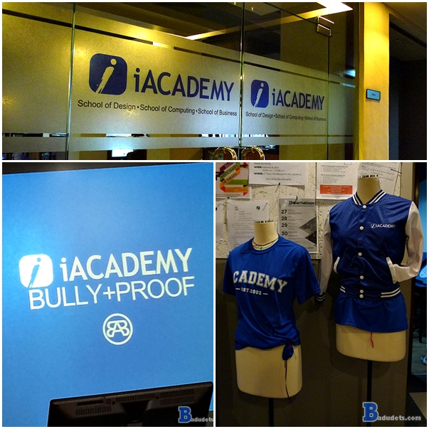 iAcademy: The game changer of education