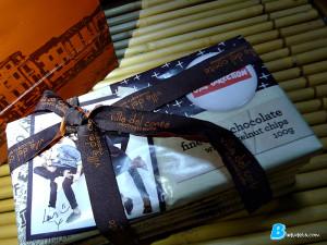 One Direction chocolates by Villa del Conte