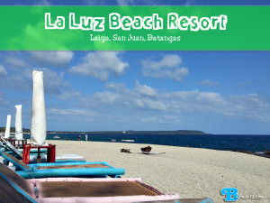 la luz beach resort laiya batangas
