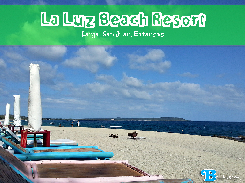 Summer starts in La Luz Beach Resort
