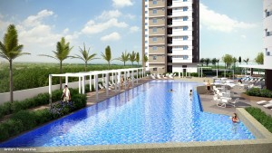 Avida Towers Altura_Pool area