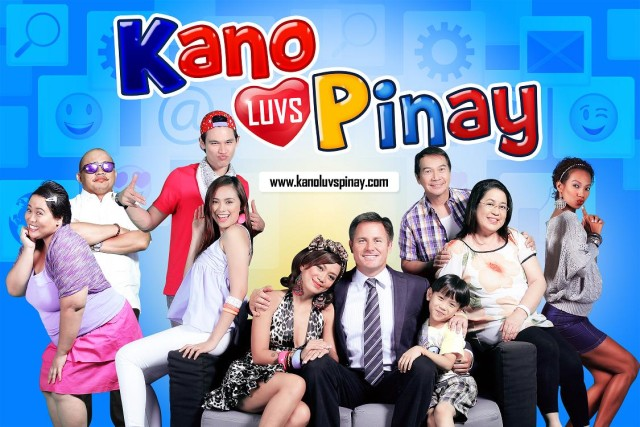 Kano Luvs Pinay on TV5 starting September 5, 2015