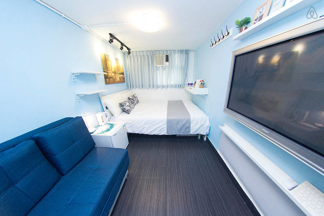 Review: Airbnb apartment in Tsim Sha Tsui, Hong Kong