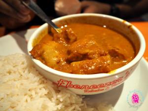 ebenezeers chicken curry