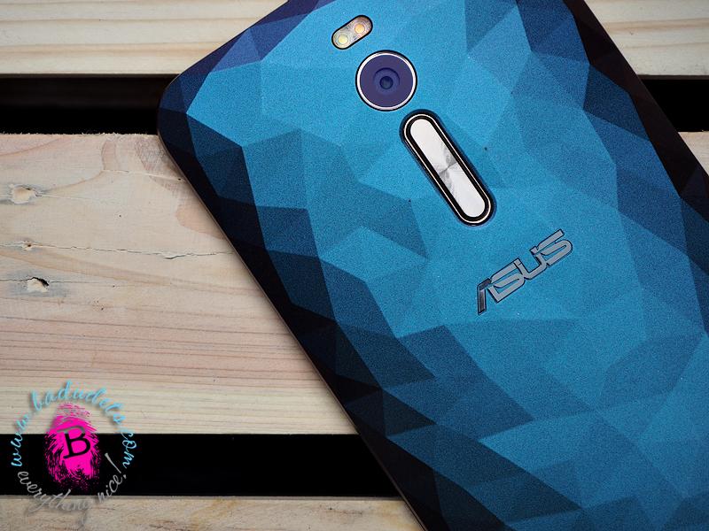 ASUS Zenfone 2 Deluxe ZE551ML: A closer look
