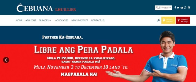 5 Best Features of Cebuana Lhuillier Website