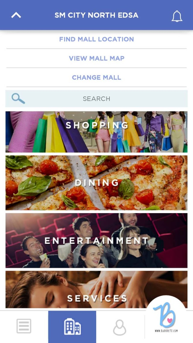 SM Supermalls Mobile App: Your shopping buddy