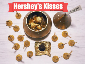 hersheys kisses deluxe cover