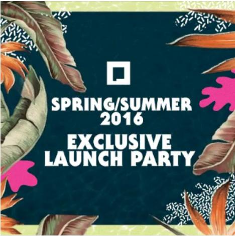 penshoppe spring summer 2016 exclusive launch party
