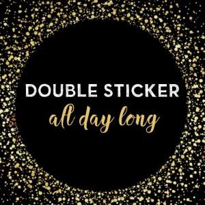 starbucks philippines double stickers