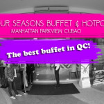 Four Seasons Buffet and Hotpot Cubao: The best buffet in QC!
