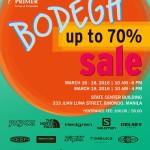 Primer Bodega Sale 2016