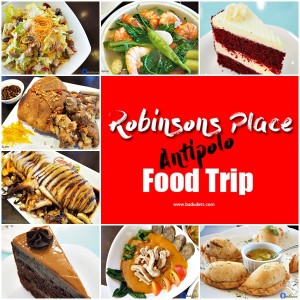 robinsons antipolo bloggers food trip cover