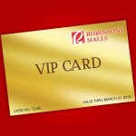 Robinsons Malls Hot Summer Sale 2016 + VIP card