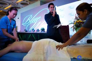 blue water day spa balinese massage