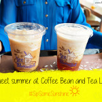 A sweet summer at Coffee Bean and Tea Leaf