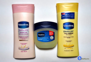heal with vaseline
