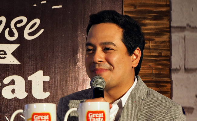 Celebrate greatness with Great Taste Coffee and John Lloyd Cruz