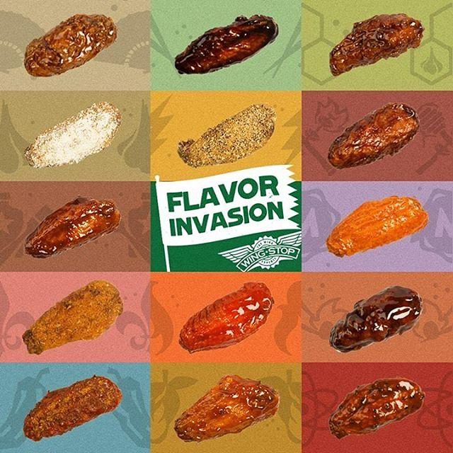 wingstop flavor invasion flavor pass