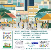 There's a Makati Block Party this July 3, 2016!