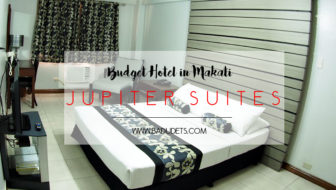 Jupiter Suites: A Budget Hotel in the Heart of Makati