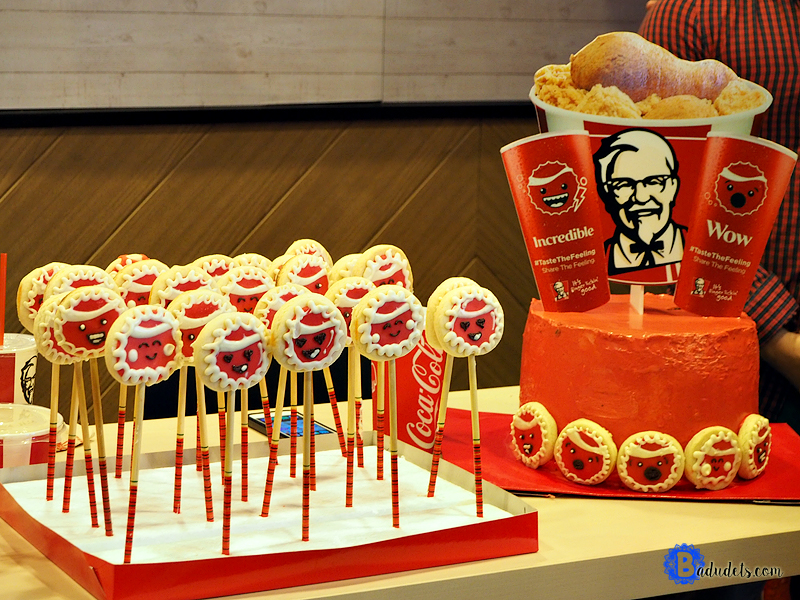 kfc emoticups launch