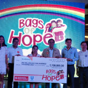 Lady's Choice Bags of Hope X Robinsons Supermarket