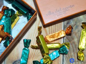 villa del conte chocolates corporate giveaways