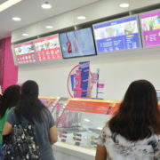 Scooping happiness at  Baskin-Robbins' 14th branch
