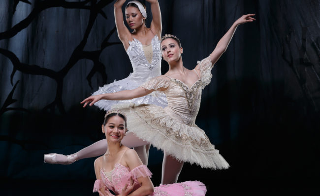 Ballet Manila's The Swan, The Fairy and the Princess