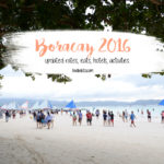 Boracay 2016: An updated guide on rates, eats, hotels, and activities