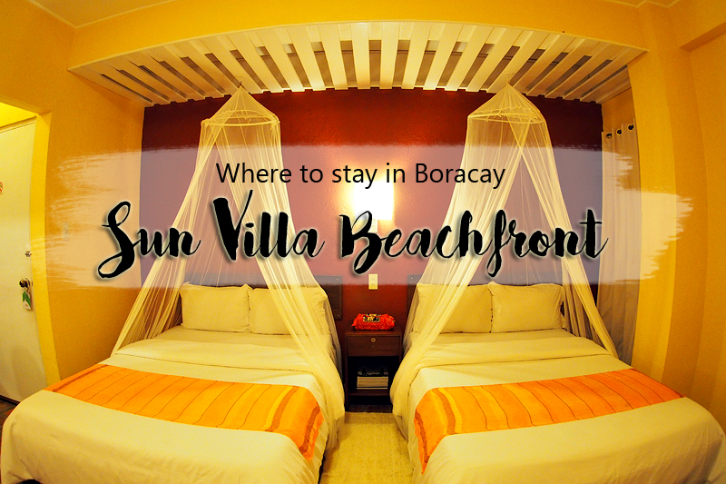 sun villa beachfront boracay review