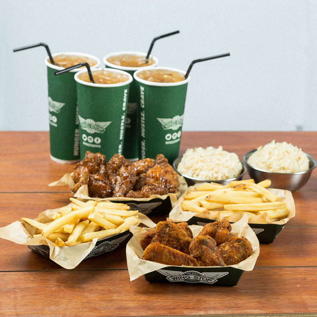 wingstop Meals to Share 1