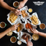 #CantStopTheCrave for Wingstop's New Menu
