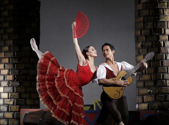 Watch Ballet Manila's Don Quixote