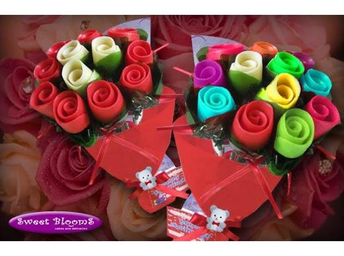 flower pastillas sweet blooms