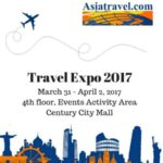 Asiatravel.com's 1st International Travel Expo on March 31 to April 2, 2017