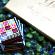 A Sweet Thank You and Congratulations with Villa del Conte Gift Boxes