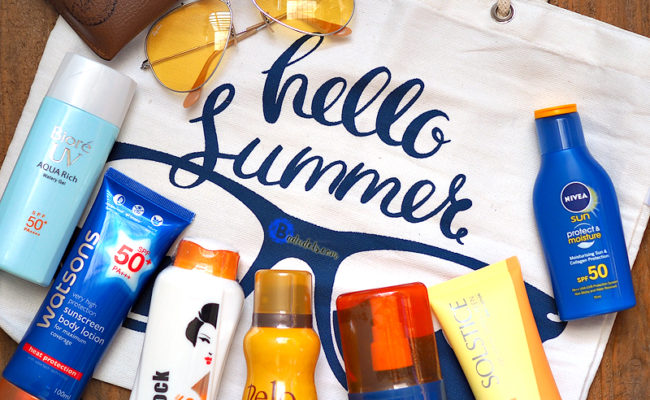 Say hello to summer with Watsons